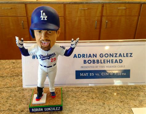 Bobblehead Giveaways - dodgers 2016 bobbleheads and giveaways true blue la