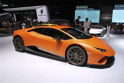 Lamborghini Top Speed 2017 Lamborghini Huracan Perfomante Picture 711061 Car