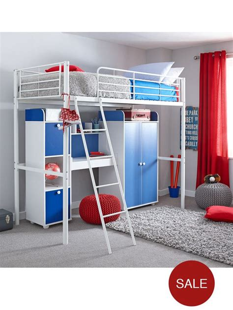Kidspace High Sleeper by 1000 Ideas About High Sleeper On Luxury Homes
