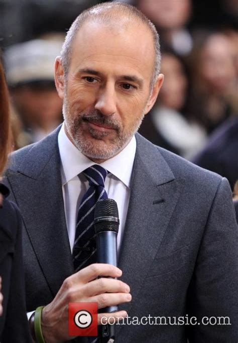Mat Today by Matt Lauer Nbc Today Show 5 Pictures Contactmusic