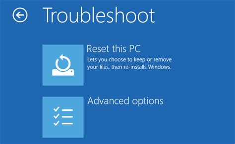 reset bios windows 10 hard reset windows 10 laptop return your computer to its