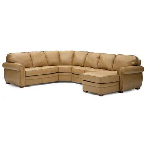 palliser 77492 sectional viceroy sectional discount furniture at hickory park furniture galleries