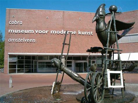 museum cobra amsterdam amstelveen netherlands tourism