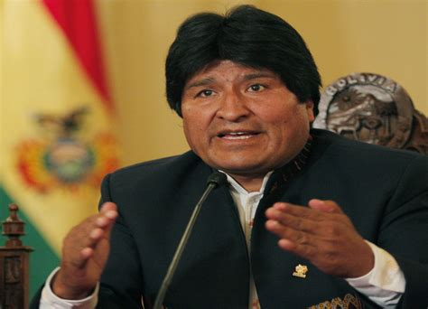 evo morales evo morales biography childhood achievements