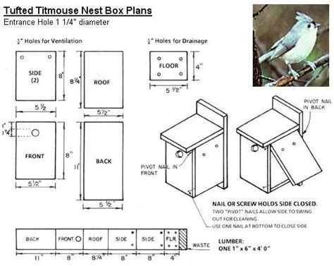 chickadee bird house plans pin chickadee birdhouse on pinterest