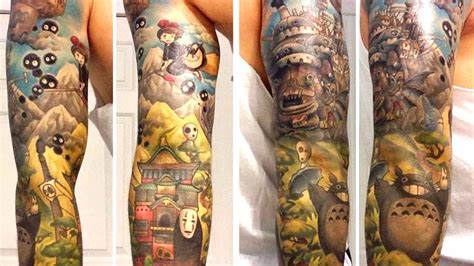 spirited away soot tattoo www pixshark com images