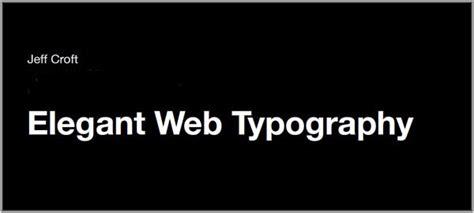 typography resources 20 web typography resources