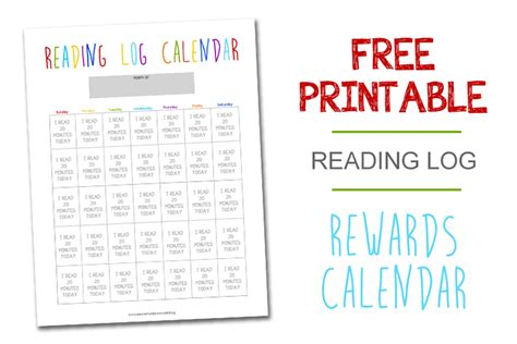 printable calendar reading logs calendar as printable reading log calendar template 2016