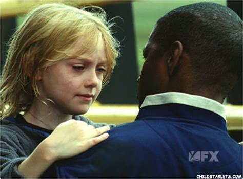 denzel washington dakota fanning dakota fanning on dakota fanning quot on