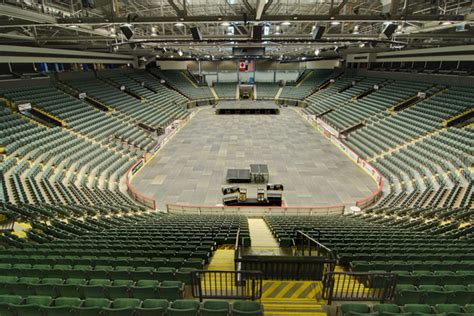 Echo Arena Floor Plan by Abbotsford Centre Official Virtual Tour Seevirtual