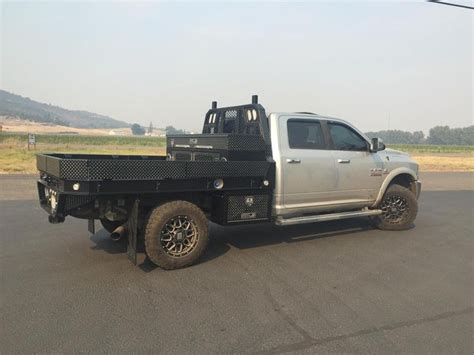 Bed Flatbed by Gallery Truck Aluminum Flatbeds Highway