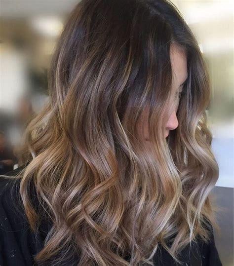 soft brown hair color soft layers and balayage brown hair gorgeous balayage