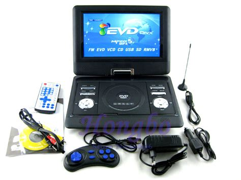 Dvd Portable Layar 13 Inch Hyundai free shipping to ru 13 8 inch portable dvd player with and tv function function