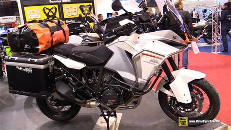 Ktm 1290 Super Duke R Tieferlegen by 2016 Ktm 1290 Super Adventure Customized By Touratech