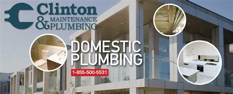 Clinton Plumbing Supply by Clinton Maintenance Plumbing At 440 Cobia Dr 302 Katy