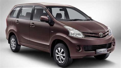 Bola Lu Mobil Avanza Harga Mobil Toyota Terbaru September 2013 Berita Dan