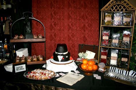 themes godfather godfather themed dessert table party ideas pinterest