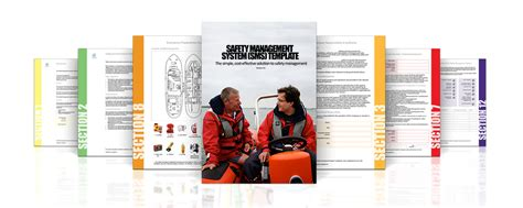 safety management system template sms for single vessel time marine