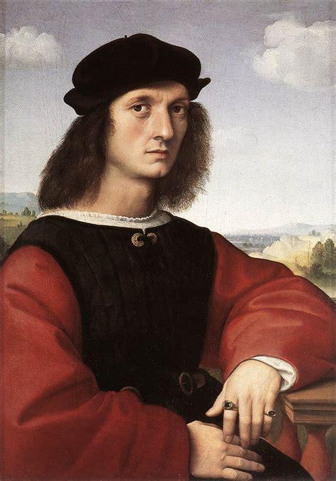 biography italian renaissance artist raphael raphael sanzio italian raffaello 1483 1520 portrait