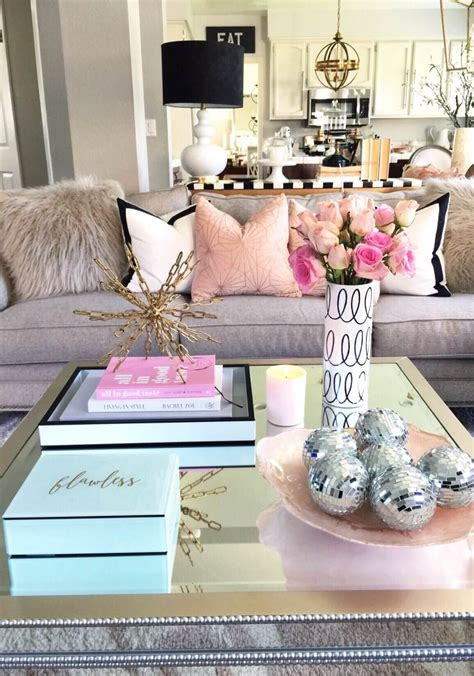 coffee table makeover ideas decorate with style 16 chic coffee table decor ideas
