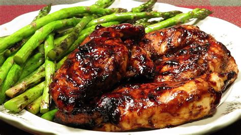 grilled chicken with balsamic vinegar recipe dishmaps