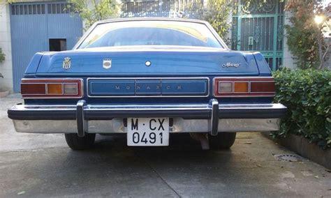 ford monarch ford mercury monarch ghia 1975 catawiki