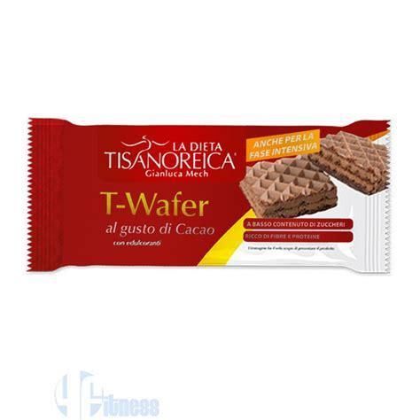 alimentazione ipocalorica tisanoreica t wafer snack e alimentazione ipocalorica