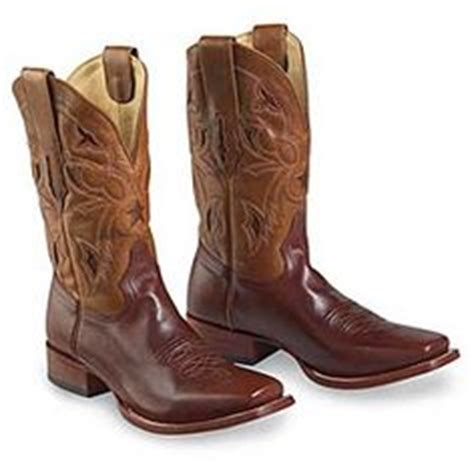 king ranch cowboy boots on