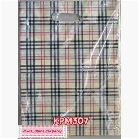 Soft Handle Plastik Uk 25 X35 jual pelastik motif and s crafts