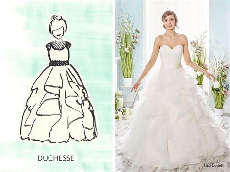 Brautkleider Duchesse Stil brautkleider im duchesse stil weddix