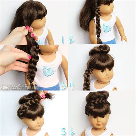hairstyles to do on dolls how to do maiden braid doll care cleaning guide