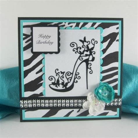 printable animal birthday cards happy birthday card high heels zebra print animal print