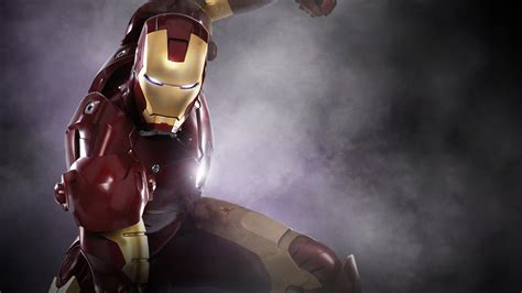 wallpaper 3d iron man iron man hd 1366x768