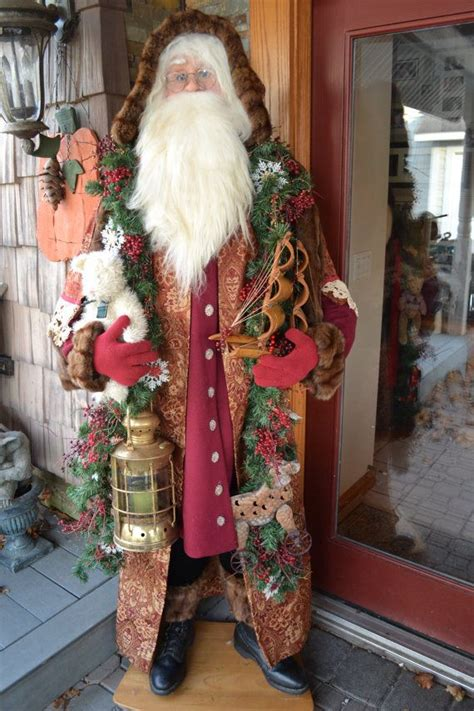 1000 images about hand made santas on pinterest father
