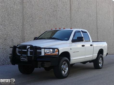 diesel truck list for sale 2006 dodge ram 2500 cab
