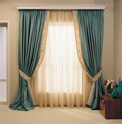 trendy curtain ideas practical modern curtain design ideas for 2014 house