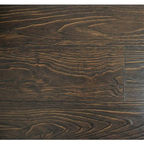 Pid Floors by Pid Floors Espresso Color 15 3 Mm Thick X 6 1 2 In Wide X