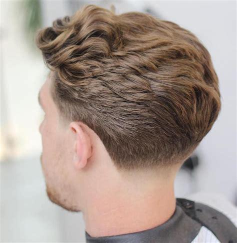 statement medium hairstyles  men   hair