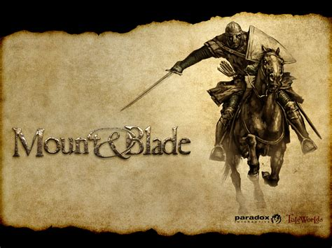 The M F Blade by Uses M B Warband Loading Screen Picture In There