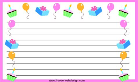 hoover web design free printable greeting card templates new for 2018 free printable recipe cards to print
