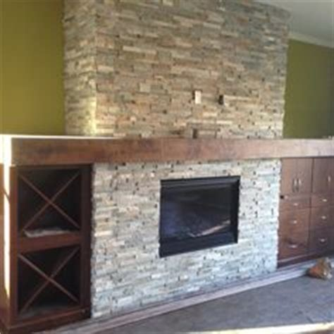 Slate Panels For Fireplace by 1000 Images About On