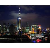 Shanghai Nights China Wallpapers  HD ID 9210