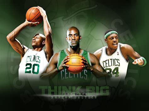 Mba Big 3 by Boston Celtics Big 3 All Left Rajon Rondo Will Be