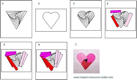 folded greeting cards template iris folding is a way to make beautiful greeting cards