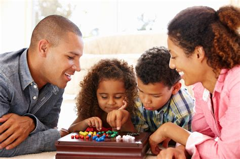 why quality time spent at home may be best for families
