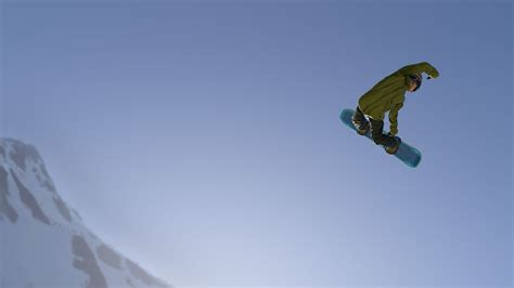 Air 2 Infinite infinite air is meant to be the skate of snowboarding polygon