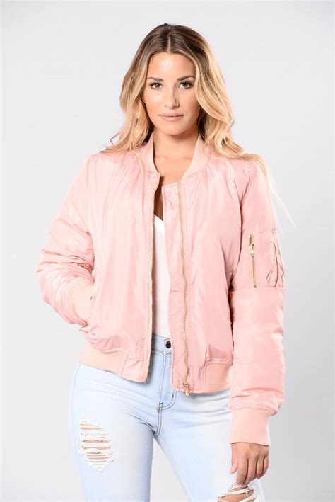 Jaket Pink notorious jacket pink
