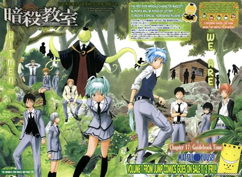 ansatsu kyoushitsu assassination classroom anime