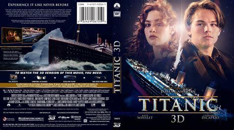 film blu ray 3d titanic 3d movie blu ray custom covers titanic 3d blu