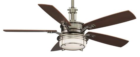 Fanimation Andover Ceiling Fan by Fanimation Andover Pewter Ceiling Fan Cherry Walnut